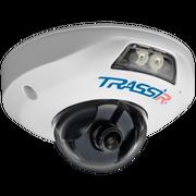 Видеокамера IP Trassir TR-D4121IR1 3.6-3.6мм белый
