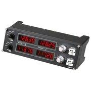 Геймпад Logitech G Saitek Pro Flight Radio Panel черный
