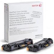 Картридж лазерный Xerox 106R04349 черный x2упак. (6000стр.) для Xerox B205/210/215