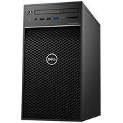 ПК Dell Precision T3630-5574 MT i7 8700(3.2Ghz)/16384Mb/512SSDGb/DVDrw/Ext:nVidia Quadro P620(2048Mb)/8.39kg/black/Linux + SD, TPM