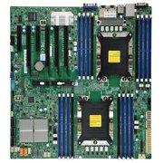 Материнская плата SuperMicro MBD-X11DPI-N-O Soc-3647 iC621 eATX 16xDDR4 14xSATA3 SATA RAID iC621 2хGgbEth Ret