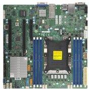 Материнская плата SuperMicro MBD-X11SPM-TF-O Soc-3647 iC622 6xDDR4 12xSATA3 SATA RAID iX722/X557 2х10GgbEth Ret