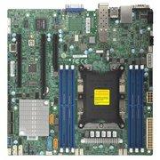 Материнская плата SuperMicro MBD-X11SPM-TPF-O Soc-3647 iC622 ATX 6xDDR4 12xSATA3 SATA RAID iX550 2х10GgbEth Ret