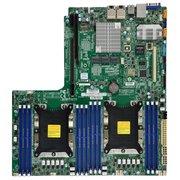 Материнская плата SuperMicro MBD-X11DDW-L-O Soc-3647 iC621 eATX 12xDDR4 14xSATA3 SATA RAID iC621 2хGgbEth Ret