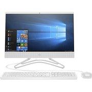 "Моноблок HP 200 G3 3VA36EA 21.5"" Full HD i3 8130U (2.2)/4Gb/1Tb 7.2k/UHDG 620/DVDRW/Win10 Pro 64/GbitEth/WiFi/65W/клав/мышь/черный"