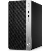 ПК HP ProDesk 400 G6 7EL67EA MT i3 9100 (3.6)/8Gb/SSD256Gb/UHDG 630/Win10 Pro 64/GbitEth/180W/клав/мышь/черный