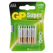 Батарейка GP LR03/4BL Super