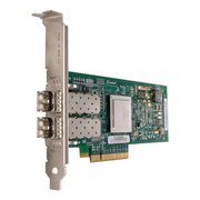 Адаптер Qlogic (QLE2562-CK) 8Gb Dual Port FC HBA, x8 PCIe, SR LC multi-mode optic