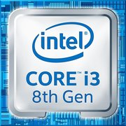 Процессор CPU s1151 Intel Core i3-8100 Tray (CM8068403377308)