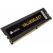 ОЗУ Corsair ValueSelect (CMV8GX4M1A2400C16) DDR4-2400 8GB PC4-19200, CL16 (16-16-16-39), 1.2V, retail