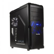 Корпус ZALMAN Z3 Plus (Black) Steel/Plastic, Mid Tower