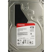 "HDD Toshiba X300 High Performance HDWE160UZSVA (HDETS10GCA51) 3.5"" 6.0TB 7200rpm Sata3 128MB"