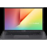 "Ноутбук Asus VivoBook X412FA-EB487T 90NB0L92-M10830 i5 8265U/8Gb/SSD256Gb/Intel HD Graphics 620/14""/IPS/FHD (1920x1080)/Win10/grey"