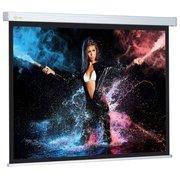 Проекционный экран Cactus 180x180см Wallscreen CS-PSW-180x180 1:1 настенно-потолочный рулонный белый