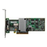Контроллер (LSI00197) RAID LSI MegaRAID 9260-4i SGL, PCI-E2.0 x8, 4-port SAS/SATA 6Gb/s, RAID 0/1/5/6/10/50/60