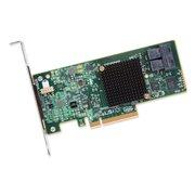 Контроллер HBA LSI (LSI00344) 9300-8i, 12Gb/s, SAS/SATA 8-port int, PCI-E 3.0