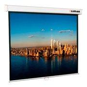Проекционный экран Lumien Master Picture LMP-100101 настенный с механизмом возврата / 127x127 см
