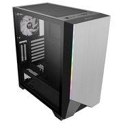 Корпус Thermaltake H550 TG RGB черный без БП ATX 5x120mm 5x140mm 2xUSB2.0 1xUSB3.0 audio bott PSU (CA-1P4-00M1WN-00)