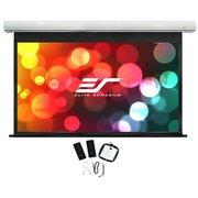 Экран Elite Screens 149x266см Saker electric SK120XHW-E10 16:9 настенно-потолочный рулонный