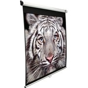 Экран Elite Screens 183x244см Manual M120XWV2 4:3 настенно-потолочный рулонный белый
