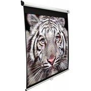 Экран Elite Screens 178x178см Manual M99NWS1 1:1 настенно-потолочный рулонный белый