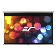Экран Elite Screens 149.4x265.7см Manual M120XWH2 16:9 настенно-потолочный рулонный белый