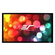Экран на раме Elite Screens 137.2x243.8см SableFrame ER110WH1 16:9 настенно-потолочный натяжной