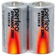 Батарейка Perfeo R14/2SH Dynamic Zinc