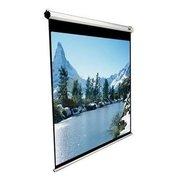Экран Elite Screens 127x127см Manual M71XWS1 1:1 настенно-потолочный рулонный белый