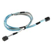 Кабель Supermicro (CBL-SAST-0531-01) Mini-SAS HD to Mini-SAS HD 80cm,30AWG,12Gb/s