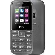 Мобильный телефон INOI 105 2019 Dark Grey