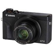 "Фотоаппарат Canon PowerShot G7 X MARKIII черный 20.1Mpix Zoom4.2x 3"" 4K SDXC/SD/SDHC"