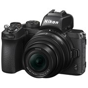 """Фотоаппарат Nikon Z50 черный 20.9Mpix 3.2"""" 4K WiFi NIKKOR Z DX 16-50 f/4.5-6.3 VR"""