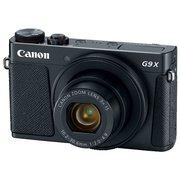 """Фотоаппарат Canon PowerShot G9 X Mark II серебристый/коричневый 20.9Mpix Zoom3x 3"""" 1080p SDXC"""