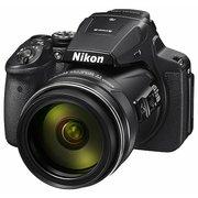 "Фотоаппарат Nikon CoolPix P900 черный 16Mpix Zoom83x 3"" 1080p SDXC"