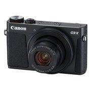 "Фотоаппарат Canon PowerShot G9 X Mark II черный 20.9Mpix Zoom3x 3"" 1080p SDXC"