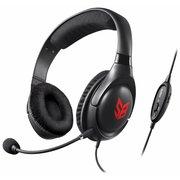 Наушники с микрофоном Creative Sound Blaster Blaze черный/красный (70GH032000000)