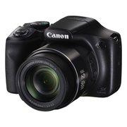 "Фотоаппарат Canon PowerShot SX540 HS черный 20.3Mpix Zoom50x 3"" 1080p SDXC/SD/SDHC"