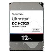 """HDD WD Ultrastar DC HC520 (0F30146) Server 3.5"""" 12TB 7200rpm SATA3 256MB (HUH721212ALE604)"""