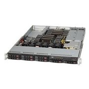 "Корпус Supermicro (CSE-113AC2-R706WB2) 1U rackmount support for motherboard size: 12"" x 13"" E-ATX Optimized for X11 WIO (W series)"