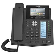 Телефон IP Fanvil X5S черный