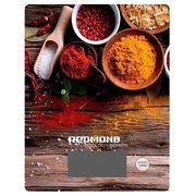 Весы кухонные Redmond RS-736 рисунок/специи