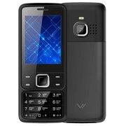 Мобильный телефон Vertex D546 Black/Silver