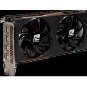 Видеокарта PowerColor AXRX 5600XT 6GBD6-3DH/OC AMD Radeon RX 5600XT 6194Mb 192bit GDDR6 1420/12000/HDMIx1/DPx3/HDCP Ret