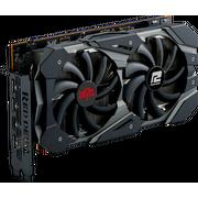 Видеокарта PowerColor AXRX 5600XT 6GBD6-3DHE/OC AMD Radeon RX 5600XT 6194Mb 192bit GDDR6 1560/12000/HDMIx1/DPx3/HDCP Ret