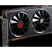 Видеокарта PowerColor AXRX 5600XT 6GBD6-3DHR/OC AMD Radeon RX 5600XT 6194Mb 192bit GDDR6 1460/12000/HDMIx1/DPx3/HDCP Ret