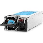 Серверный блок питания HPE 865408-B21 500W Platinum Hot Plug Flex Slot