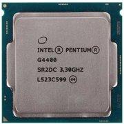 Процессор CPU s1151 Intel Pentium G4400 Tray (CM8066201927306) (3.30GHz, Skylake-S, 2 ядра, GPU: HD 510 (350-1050MHz), L2: 512KB, L3: 3MB, 14nm, 47W, DDR4-2133)