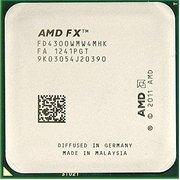 Процессор CPU sAM3+ AMD FX-4300 BE Tray (FD4300WMW4MHK)