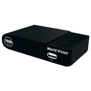 Ресивер DVS-T2 World Vision T65M (Ali3821, T2., без дисп) DVB-T2